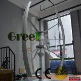 gerador da energia de vento 3kw para o uso pequeno da exploração agrícola