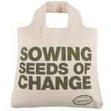 Genres de sac à provisions personnalisé normal de coton