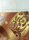 plancher de PVC de support de feutre de blanc de la largeur 1.2mm de 3.75m