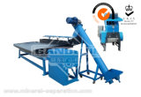 Waste automatico Copper Wire e Circuit Board Separator Machine e Recycling Line