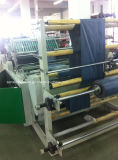 Wärme-Ausschnitt-Seite, welche die Plastiktasche herstellt Maschine dichtet