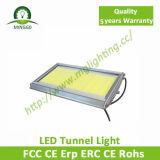 Luz impermeável do túnel do diodo emissor de luz luz de inundação do diodo emissor de luz de 100 watts