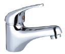 Robinet en laiton de bassin le meilleur marché (BM54703)