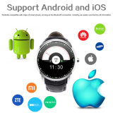Bluetooth Smart Watch Phone Compatible mit Android und IOS (L3)