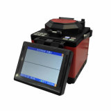 Splicer AV6471A Optical Fiber Fusão