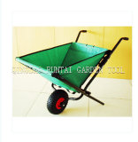 높은 Quality 및 Folding Wheel Barrow Wb0400