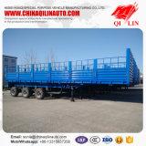 Aanhangwagen van de Vrachtwagen van de Aanhangwagen van de Daling van Larina de Zij Open Semi
