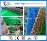 Plastik-LDPE-Gras-Matten-Herstellungs-Maschine/Strangpresßling-Zeile