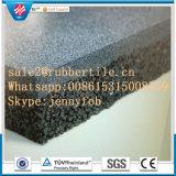 De rubber Mat van de Vloer voor de Gymnastiek van Crossfit van de Geschiktheid van de Garage van de Speelplaats