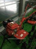 sierpe rotatoria de la potencia del cultivador de la granja del motor de gasolina 10HP
