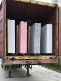 Kristallserien-rote Farben-Quarz-Stein-Platte für Countertops