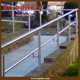 Конструкция поручня нержавеющей стали материальная для Railing кабеля (SJ-S067)