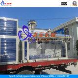 Zysj65 / 132 Máquina de extrusão de perfil de PVC WPC Corner Bead