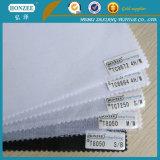 Scrivere tra riga e riga tessuto T8050 per il collare della camicia