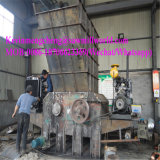 ディーゼル機関の移動式ツリーブランチ木粉砕機