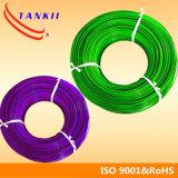 Grüner und weißer Isolierungsthermoelementdraht/Kabel (Type KX)
