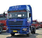 Camion de tête de bas de page de camion de tracteur de Shacman F3000 4X2