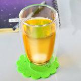 Чашка чая стены нового супер качества стеклянная двойная (CHT8602)