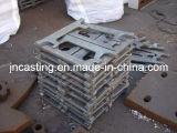 Stahlgußteil-Gitter-Stab/Gitter-Kapitel des Ersatzteil-/Stab