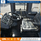 China 5 cargador de la rueda de Payloader Zl650b de la tonelada con la palanca de mando