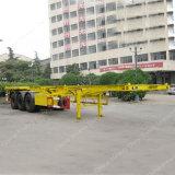 新しい状態Sino HOWOの容器のトレーラーのトラクターのトラック