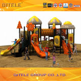 Série ao ar livre do ouro do equipamento do equipamento ao ar livre do campo de jogos das crianças (2014HL-03201)