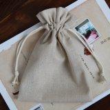 安い卸し売り綿織物のドローストリング袋