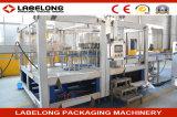 Máquina de engarrafamento líquida automática para frascos plásticos
