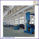 Máquina e equipamento automáticos elevados da extrusão de cabo do fio
