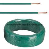 PVC IsolierThw Draht-Gebäude-Draht-elektrischer Draht