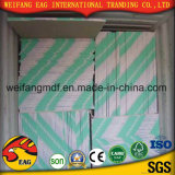 Yeso de la capa de PVC/Paper/tarjeta de yeso para los azulejos de la pared o del techo