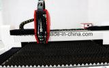 1500W Abrir-Tipo cortadora del laser de la fibra para el metal