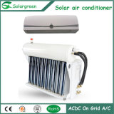 9000-36000BTU tipo Integrated novo condicionador de ar solar híbrido da parede