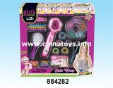 Bellezza di vendita calda dei giocattoli DIY della plastica fissata (884282)