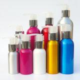 Botella de perfume cosmética de aluminio del petróleo esencial (NAL0501)