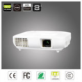 diodo emissor de luz Projector de 3LED+3LCD Low Noise Mini Home Theater 1080P