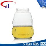 710ml de vidrio de alta calidad salsa de tarro (CHJ8074)