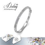 Het Kristal van de Juwelen van het lot van de Nieuwe Armband van de Aantrekkingskracht Swarovski