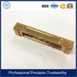 Высокое качество подвергая части механической обработке CNC подвергая механической обработке филируя подверганную механической обработке часть