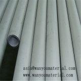 Tubo de acero inoxidable y tubos, 304 Tubería, acero inoxidable de soldadura de tuberías