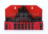 Люкс стальная высокая твердость 58PCS зажимая набор