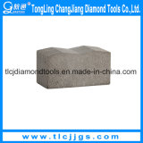 Этап бита пустотелого сверла диаманта бетона армированного