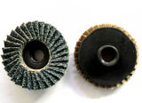 Mini Flap Disc com Zirconia Materials