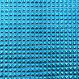 Metallico Cristallo-Come il cuoio dell'unità di elaborazione, cuoio del sacchetto della protezione di T/C