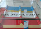 Unità di elaborazione Wall Sandwich Panel con Good Quality From Cina Manufacturer
