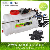 50L 13.2gallon ATV Electric Power Tractor Boom Sprayer Agriculture Sprayer