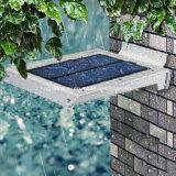 태양 점화는 운동 측정기를 가진 옥외 벽 안전 빛을 방수 처리한다