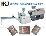 自動ヌードルの包む機械