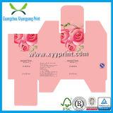 Projeto da caixa do perfume do favor do casamento na caixa de armazenamento cosmética de China