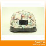 2016 sombreros el 100% de acrílico del Snapback del SGS 3D